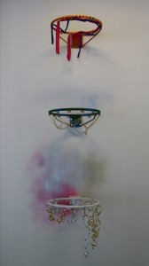 basket sculpture